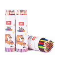 悠米 彩色铅笔 彩铅 彩笔 12色彩色铅笔 18色 24色 36色 48色  开学