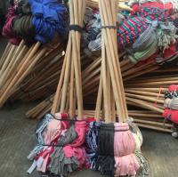 家用老式全棉拖把 纯棉布木头柄拖把 家用布条拖把 吸水拖把包邮