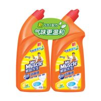 威猛先生洁厕剂洁厕液(柠檬草香) 600g 清洁去污除菌