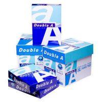 Double A aa复印纸包邮A4 80 打印复印纸 a4白纸较光滑复印纸