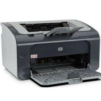 惠普 P1106 黑白激光打印机 A4打印 USB打印 小型商用打印