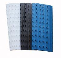 装订夹条3mm5mm10黑蓝白a4塑料活页十孔压条装订机文件装订机