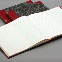 立信财务账本总分类账 现金日记账 银行存款日记账 200页加厚账本
