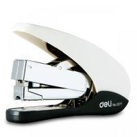 得力省力订书机 加厚可订40张 带起钉器 12号钉办公订书器0371