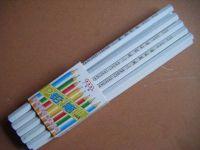 三星牌特种铅笔 三星裁剪笔 三星333裁剪笔 白色
