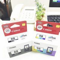 原装 佳能88墨盒 佳能E500墨盒 E600打印机 PG-88黑色 CL-98彩色