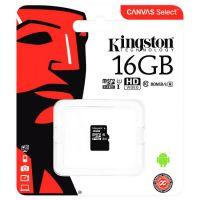 金士顿(Kingston)16GB 内存卡 高速行车记录仪 TF(Micro SD) Class10 UHS-I 手机存储卡 升级版