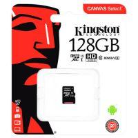 金士顿(Kingston)128GB 内存卡 高速行车记录仪 TF(Micro SD) Class10 UHS-I 手机存储卡 升级版