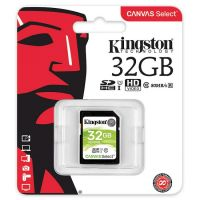 金士顿(Kingston)32GB SD卡 高速相机内存卡 Class10 UHS-I存储卡 升级版