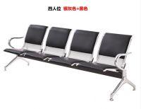 四人位排椅 休息联排公共座椅 机场椅 等候椅不锈钢 办公桌 办公椅