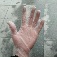 一次性pvc手套 乳胶手套 一次性手套 透明手套 50双