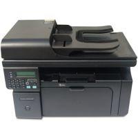 惠普(HP)LaserJet Pro M1219nf 多功能激光一体机 (打印 复印 扫描 传真) 打印机