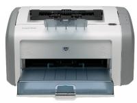 惠普(HP)LaserJet 1020 Plus 黑白激光打印机 小型商务家用办公A4迷你打印机 标准保修