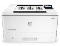 惠普(HP)LaserJet Pro M403d 黑白激光打印机 双面打印
