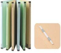 锦宫纸制文件夹报告夹 A4 4431GS纸质易装双孔 A4 纸制 双孔