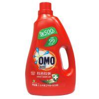 奥妙 4瓶1组 洗衣液5斤家庭装 除菌除螨洗衣液2kg+500g
