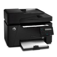 hp惠普  128fn黑白激光打印机复印扫描传真一体机